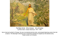 The Risen Christ by Peter Darro - for sale