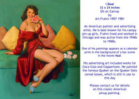 I Deal by Art Frahm - for sale