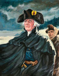 George Washington By Maniscalco