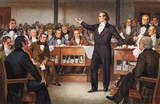 Daniel Webster's Famous Debate